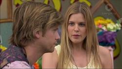 Daniel Robinson, Amber Turner in Neighbours Episode 7122