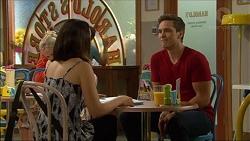 Imogen Willis, Josh Willis in Neighbours Episode 7122