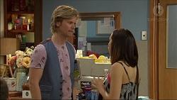 Daniel Robinson, Imogen Willis in Neighbours Episode 7122