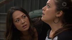 Michelle Kim, Paige Novak in Neighbours Episode 7122