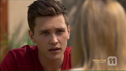 Josh Willis, Amber Turner in Neighbours Episode 7123