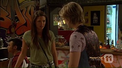 Paige Smith, Daniel Robinson in Neighbours Episode 7123