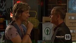 Daniel Robinson, Paul Robinson in Neighbours Episode 7123