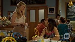 Amber Turner, Imogen Willis in Neighbours Episode 7123