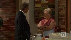 Ezra Hanley, Sheila Canning in Neighbours Episode 7124