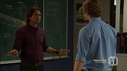 Brad Willis, Clem Hanley in Neighbours Episode 7124