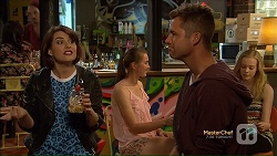 Naomi Canning, Mark Brennan in Neighbours Episode 7124