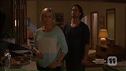 Lauren Turner, Brad Willis in Neighbours Episode 7125
