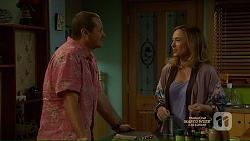 Toadie Rebecchi, Sonya Mitchell in Neighbours Episode 7125