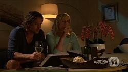 Brad Willis, Lauren Turner in Neighbours Episode 7125