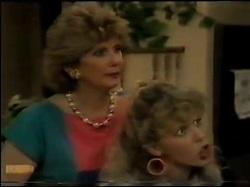 Madge Bishop, Charlene Mitchell in Neighbours Episode 0482