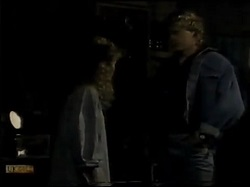 Charlene Mitchell, Henry Mitchell in Neighbours Episode 0482
