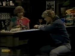Madge Bishop, Henry Ramsay in Neighbours Episode 0482