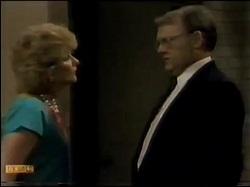 Madge Bishop, Harold Bishop in Neighbours Episode 0482
