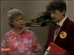 Helen Daniels, Nell Mangel in Neighbours Episode 0483