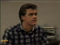 Paul Robinson in Neighbours Episode 0483