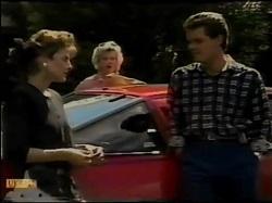 Gail Robinson, Helen Daniels, Paul Robinson in Neighbours Episode 0483