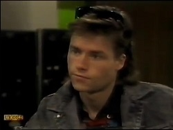 Mike Young in Neighbours Episode 0483