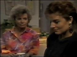 Helen Daniels, Gail Robinson in Neighbours Episode 0483