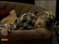 Daphne Clarke in Neighbours Episode 0483