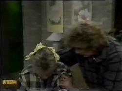 Daphne Clarke, Madge Mitchell in Neighbours Episode 0484