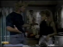 Henry Ramsay, Charlene Mitchell in Neighbours Episode 0484