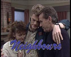 Pam Willis, Adam Willis, Doug Willis in Neighbours Episode 1520