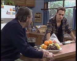 Doug Willis, Glen Donnelly in Neighbours Episode 1520