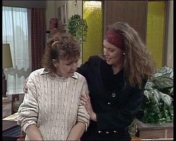Pam Willis, Gaby Willis in Neighbours Episode 1520