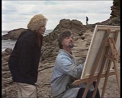 Madge Bishop, Painter, Harold Bishop in Neighbours Episode 1520