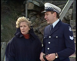 Madge Bishop, Police Officer in Neighbours Episode 1521