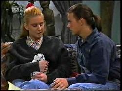 Phoebe Bright, Todd Landers in Neighbours Episode 1720