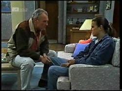 Jim Robinson, Todd Landers in Neighbours Episode 1720