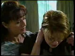 Susan Kennedy, Libby Kennedy in Neighbours Episode 3041
