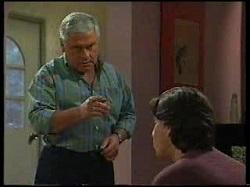 Lou Carpenter, Darren Stark in Neighbours Episode 3041