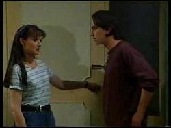 Susan Kennedy, Darren Stark in Neighbours Episode 3041