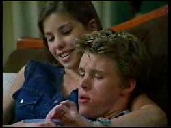 Anne Wilkinson, Billy Kennedy in Neighbours Episode 3041