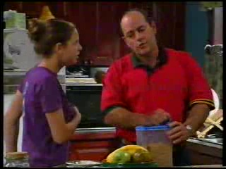 Hannah Martin, Philip Martin in Neighbours Episode 3053