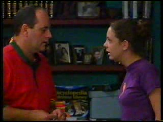 Philip Martin, Hannah Martin in Neighbours Episode 3053