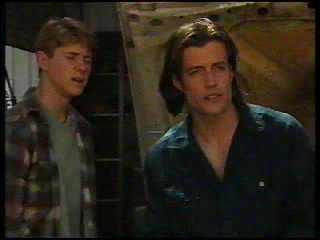 Lance Wilkinson, Drew Kirk in Neighbours Episode 3053