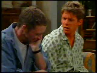 Ben Atkins, Lance Wilkinson in Neighbours Episode 3053