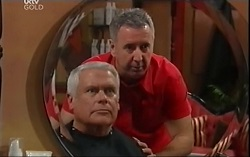 Lou Carpenter, Gino Esposito in Neighbours Episode 4664