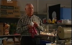 Harold Bishop in Neighbours Episode 4664