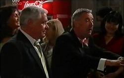 Lou Carpenter, Gino Esposito in Neighbours Episode 4665