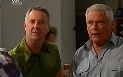 Gino Esposito, Lou Carpenter in Neighbours Episode 4665