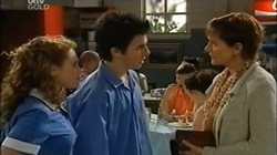 Serena Bishop, Stingray Timmins, Susan Kennedy in Neighbours Episode 4667