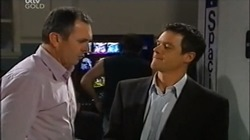 Karl Kennedy, Paul Robinson in Neighbours Episode 4667