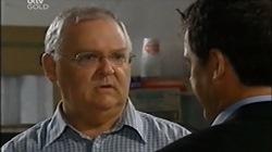 Harold Bishop, Paul Robinson in Neighbours Episode 4668