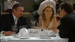 Karl Kennedy, Izzy Hoyland, Paul Robinson in Neighbours Episode 4668