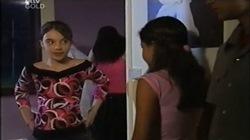 Summer Hoyland, Lisa Jeffries in Neighbours Episode 4668